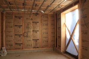 Construction de maison passive